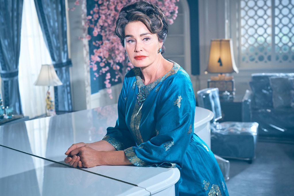 Jessica Lange as Joan Crawford in Feud: Bette and Joan. (Kurt Iswarienko/FX)