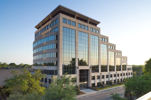 Tier REIT owns the 5950 Sherry Lane building in Dallas.