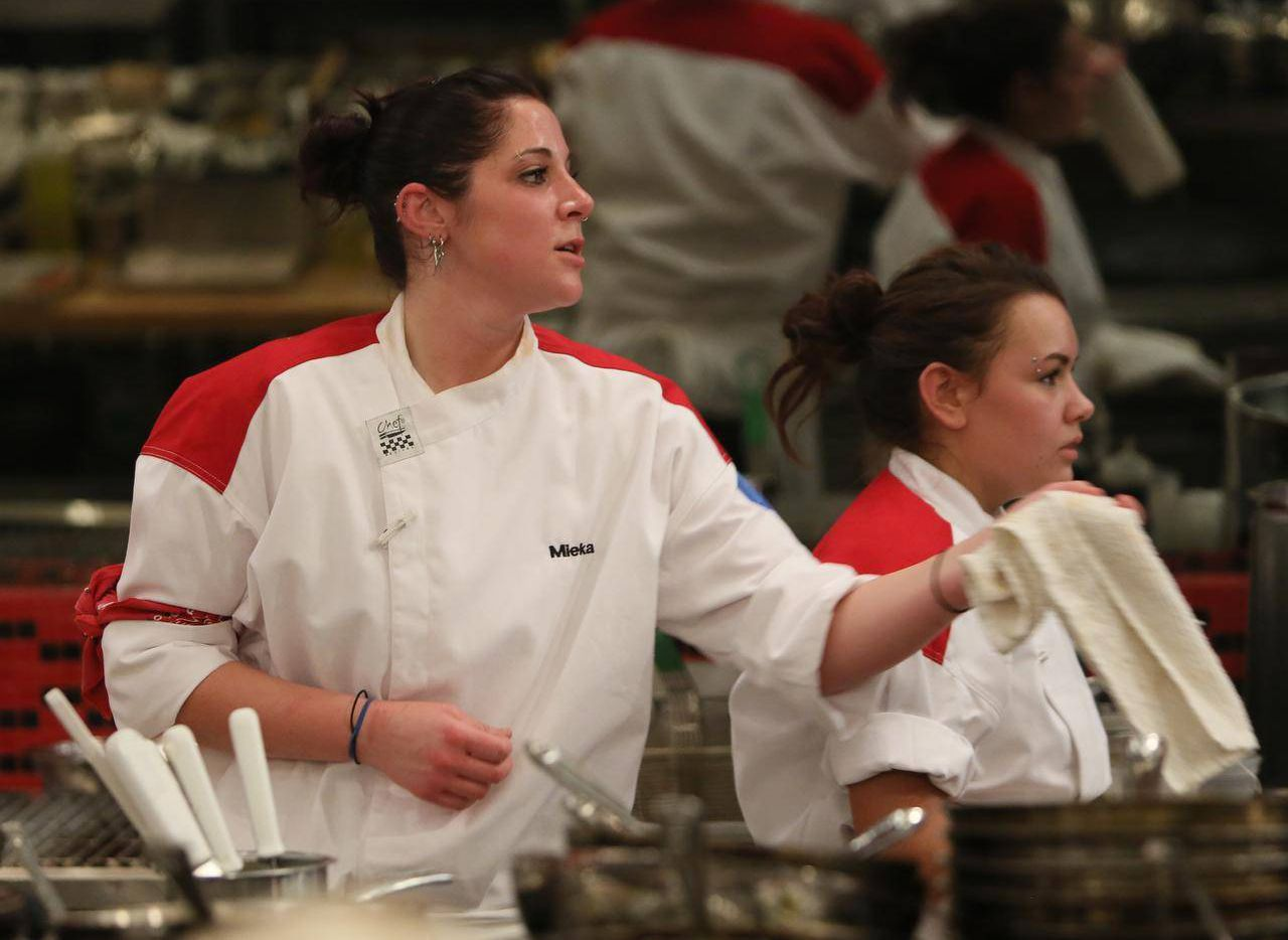 A Cook For Five Sixty And An Instructor From Dallas Compete