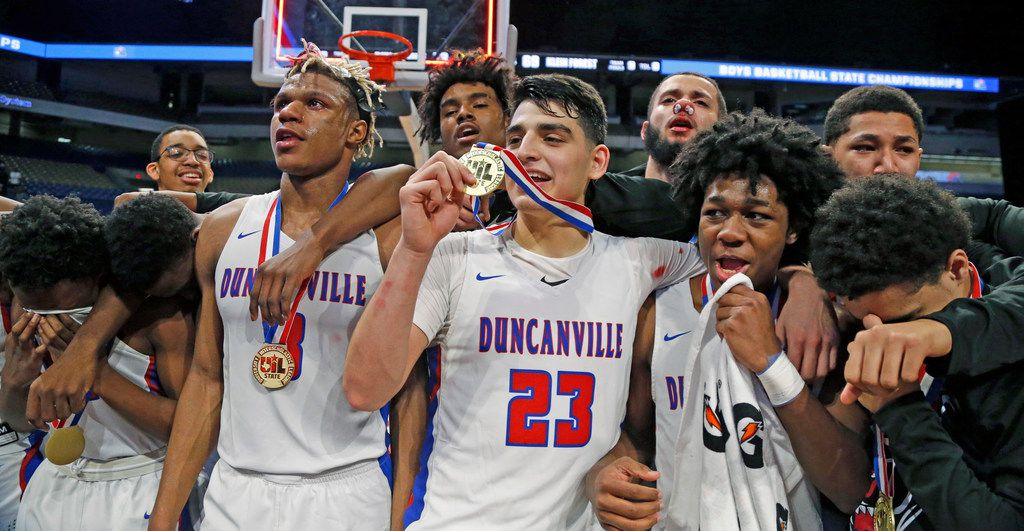 Duncanville will now play sons of LeBron James and Dwyane Wade in Hoopfest at American Airlines Center - The Dallas Morning News