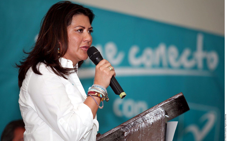 Mónica Arriola fue diputada local en la Ciudad de México y diputada federal./AGENCIA REFORMA