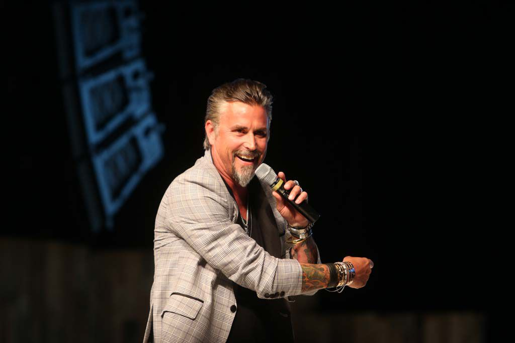 Women from across the country competed in the 2015 Miss Twin Peaks competition hosted at Gas Monkey Live. Richard Rawlings served as the master of ceremonies for the event.