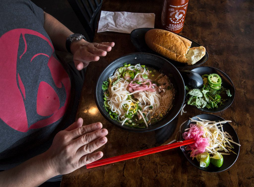 Owner Khanh Nguyen of Dalat Restaurant talks about what ingredients you can use to make pho at home.