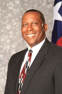 Charles Smith, executive commissioner of the Texas Health and Human Services Commission.