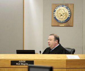 """Judge Rick Magnis wrote that the South Dallas Second Chance Community Improvement Program Court will """"not only strengthen the defendants who participate but also the communities in which they live."""" (Michael Ainsworth/Staff Photographer)"""