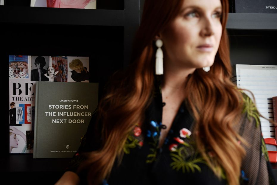 """Amber Venz Box and the editors of LikeToKnow.it profile more than 100 online influencers in the new book, """"Stories from the Influencer Next Door."""""""