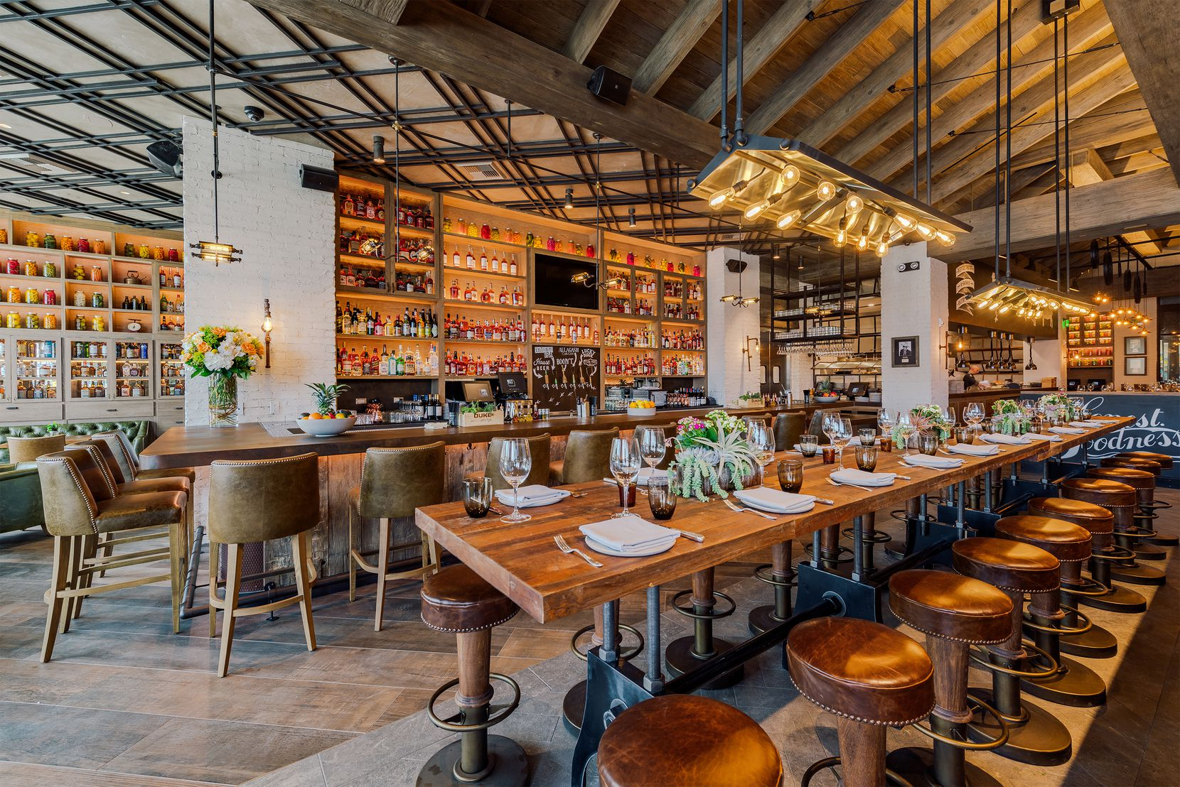 Yardbird Southern Table & Bar opened in Miami in 2011 and now has locations Las Vegas, Miami Beach, Los Angeles and Singapore.