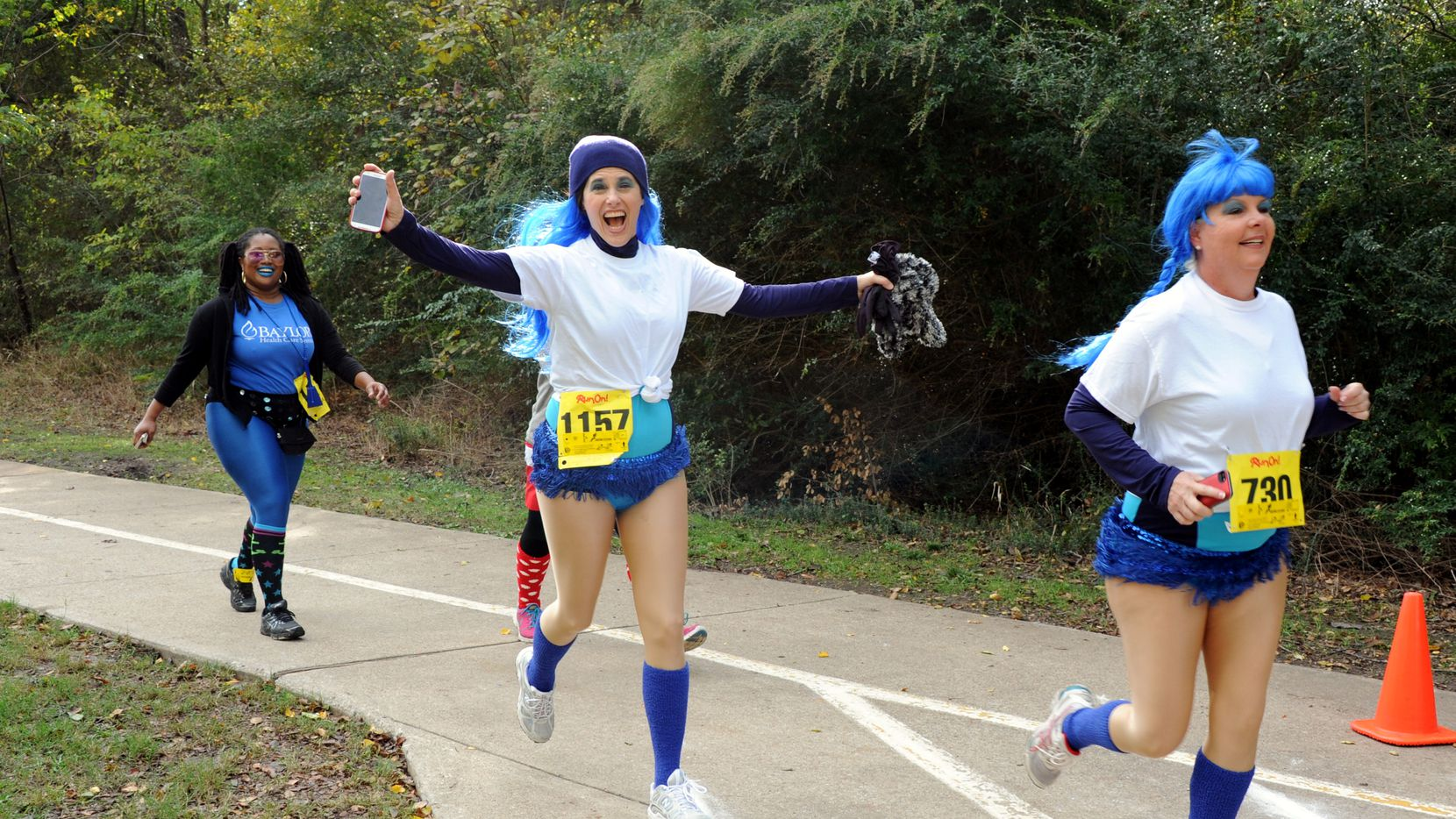 Strip down to your undies for the Undy Run on Saturday morning in Arlington.