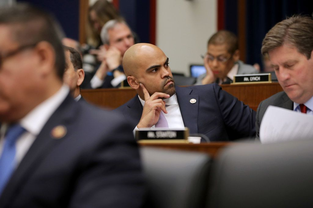 """Rep. Colin Allred, D-Dallas, said that """"if we've had a crash and our professional pilots here domestically are expressing their concerns, that's something the FAA should know about."""""""