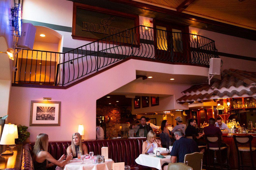 Las Palmas, a new retro-style Tex-Mex restaurant in Uptown Dallas