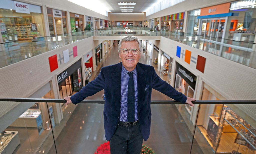 Allen Questrom, who has run both Neiman Marcus and J.C. Penney, thinks the future is bright for both companies.