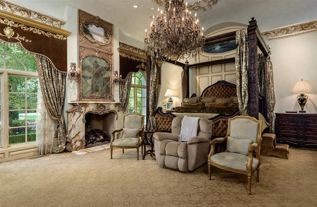 This $24 million mansion in Dallas is 'most favorited home