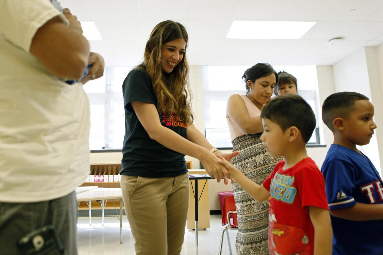 La organización Commit! encontró que el porcentaje de estudiantes listos para el kínder aumentó en 5% desde el 2011-2012.(ARCHIVO AL DÍA)