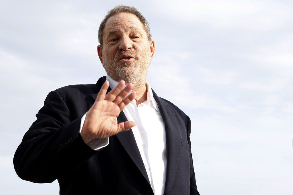 """Harvey Weinstein said he """"came of age in in the '60s and '70s, when all the rules about behavior and workplaces were different."""" (Valery Hache/Agence France-Presse)"""