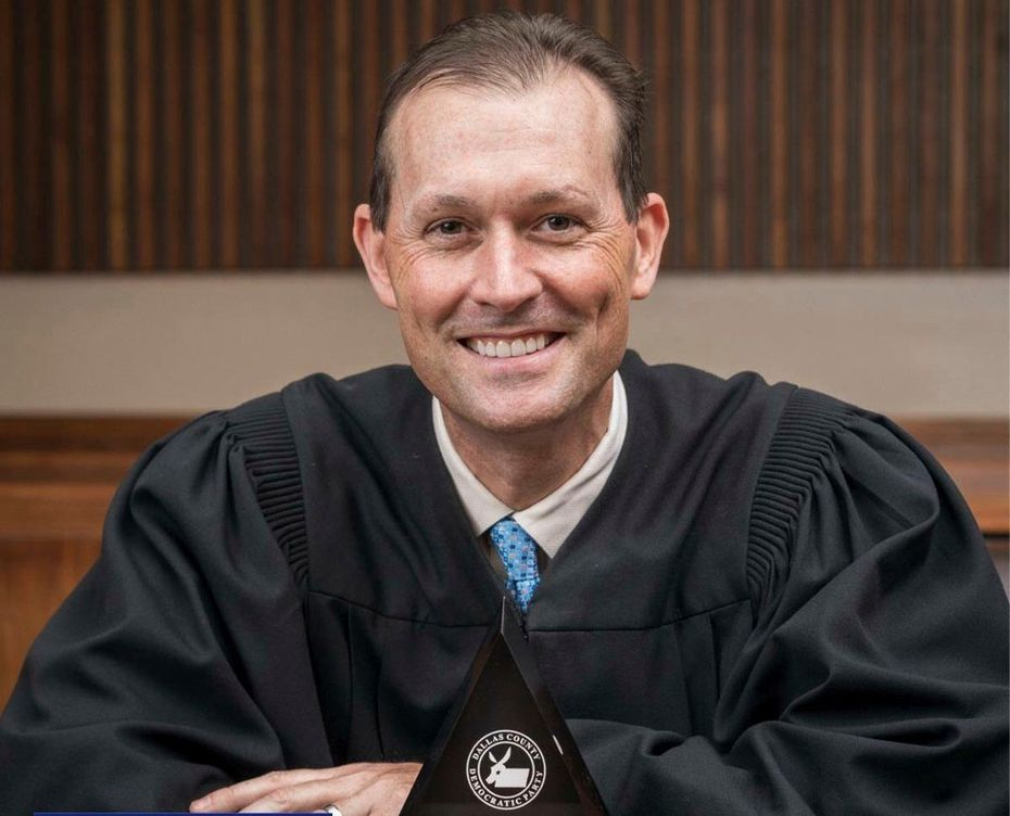 Judge Ken Tapscott is running to retain his seat on County Court at Law No. 4.