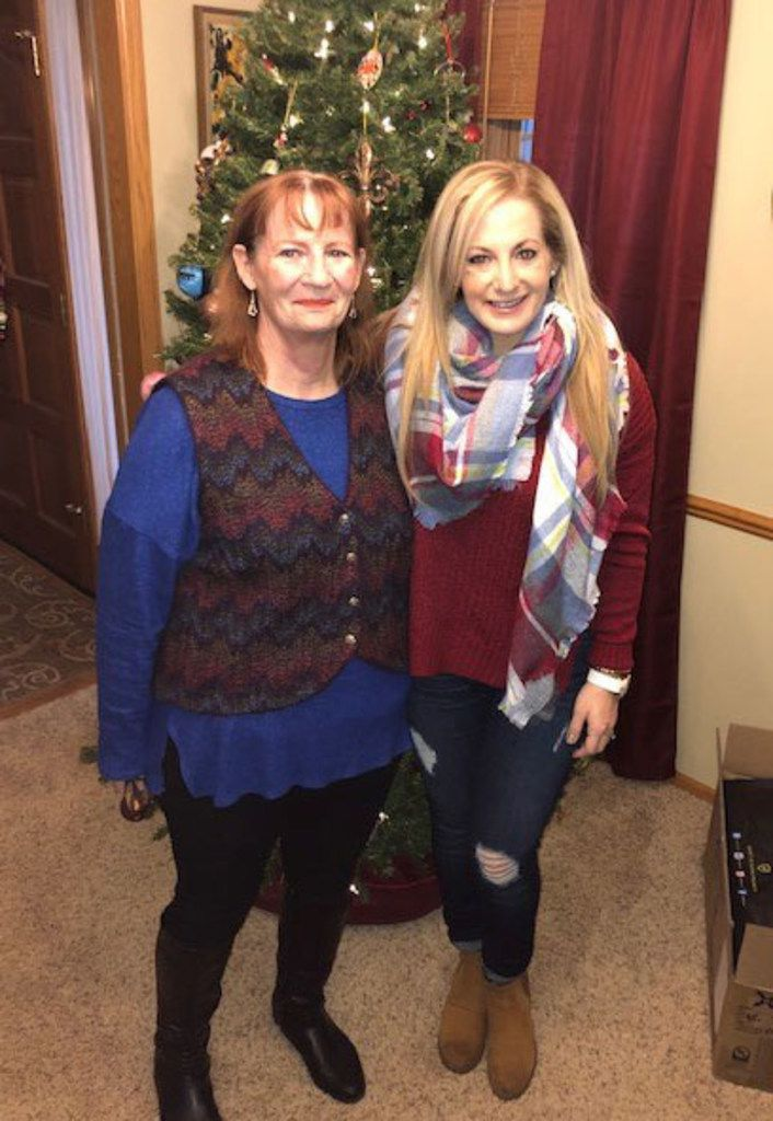 Kris Wieland, left, of Plano, pictured with daughter Anne, was denied coverage by her Medicare Part D plan for a drug that replenishes vaginal estrogen, prescribed by her doctor.