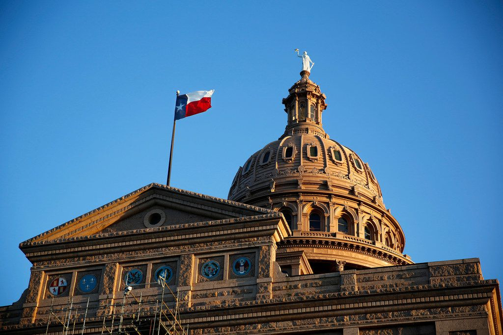 Texas governor Greg Abbott said in an interview with CNBC on Tuesday that Texas is working to diversify its economy to make it less dependent on oil and gas.