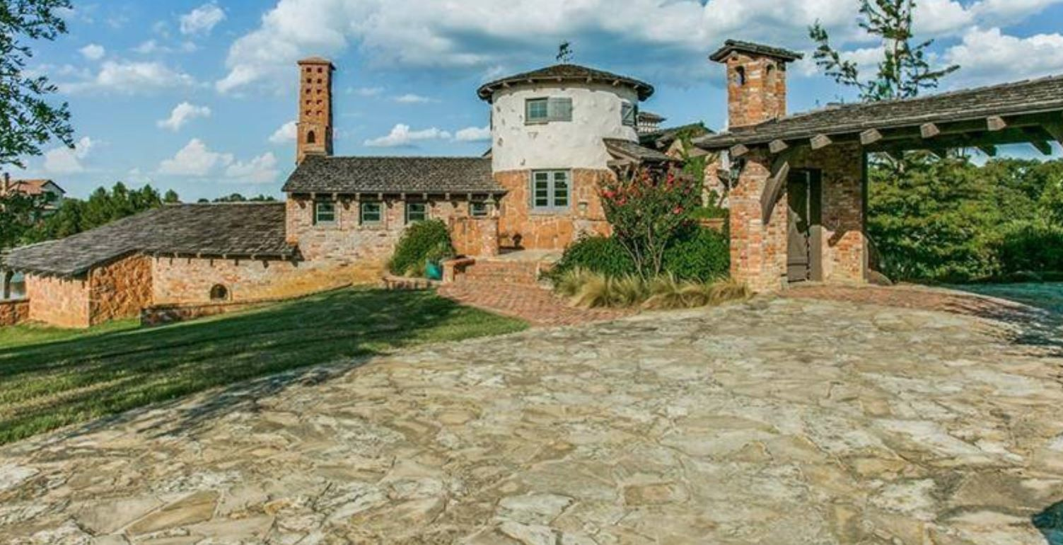 The main home at Paigebrooke in Westlake measures more than 11,000 square feet.