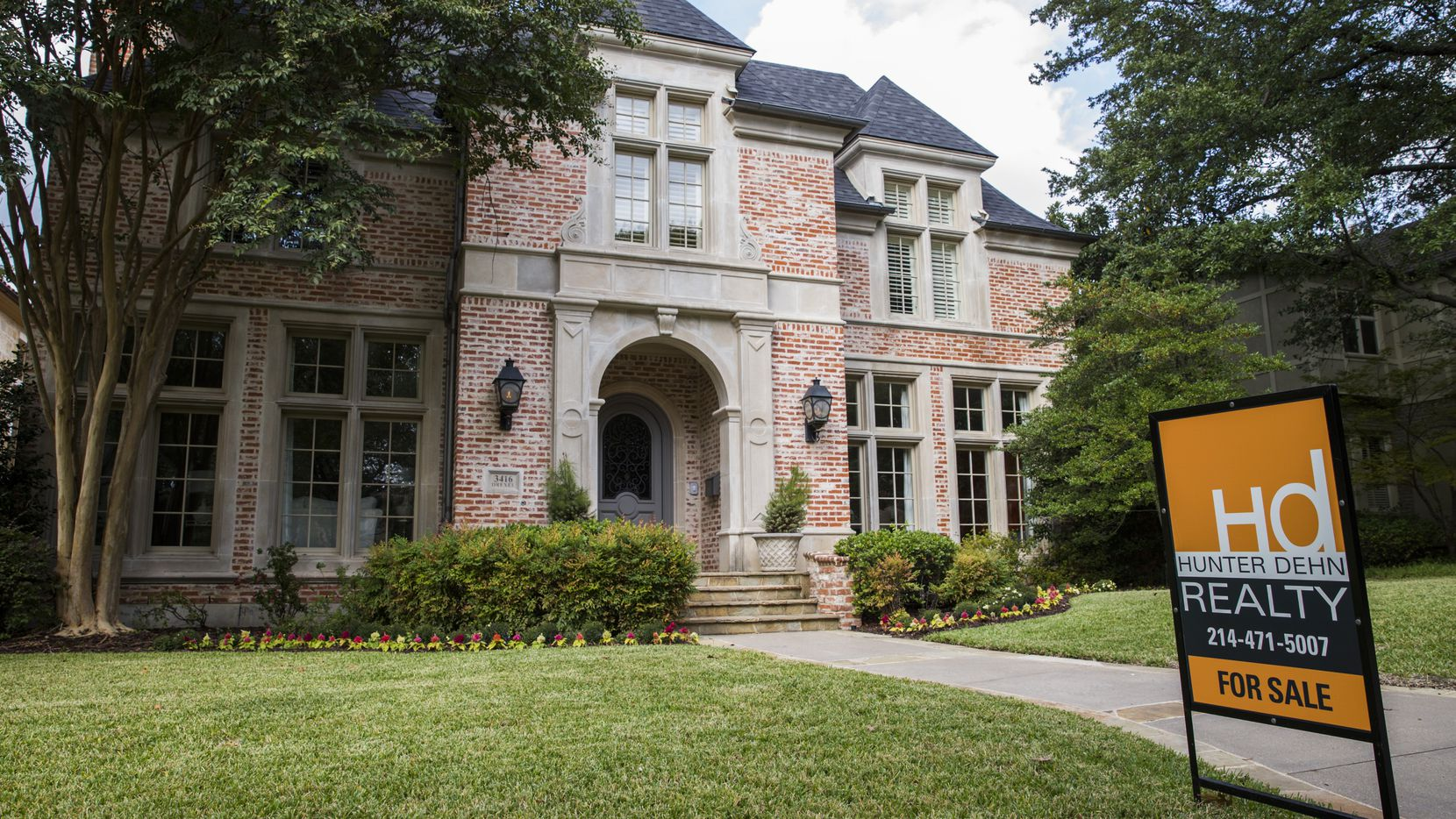 Fewer sales and smaller home-price increases this year mark a shift in Dallas' housing market.