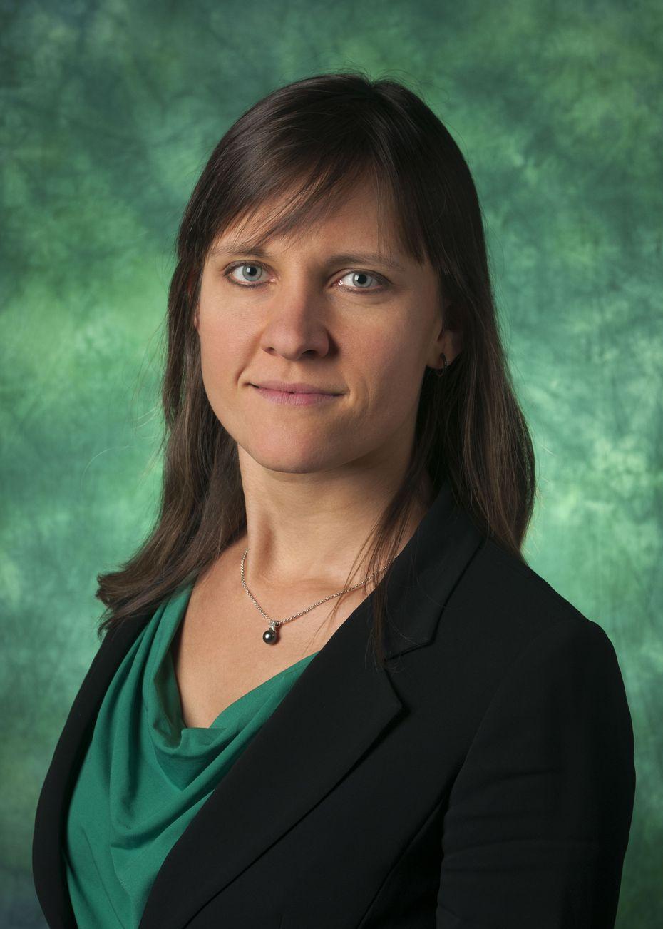 University of North Texas engineering professor Diana Berman.