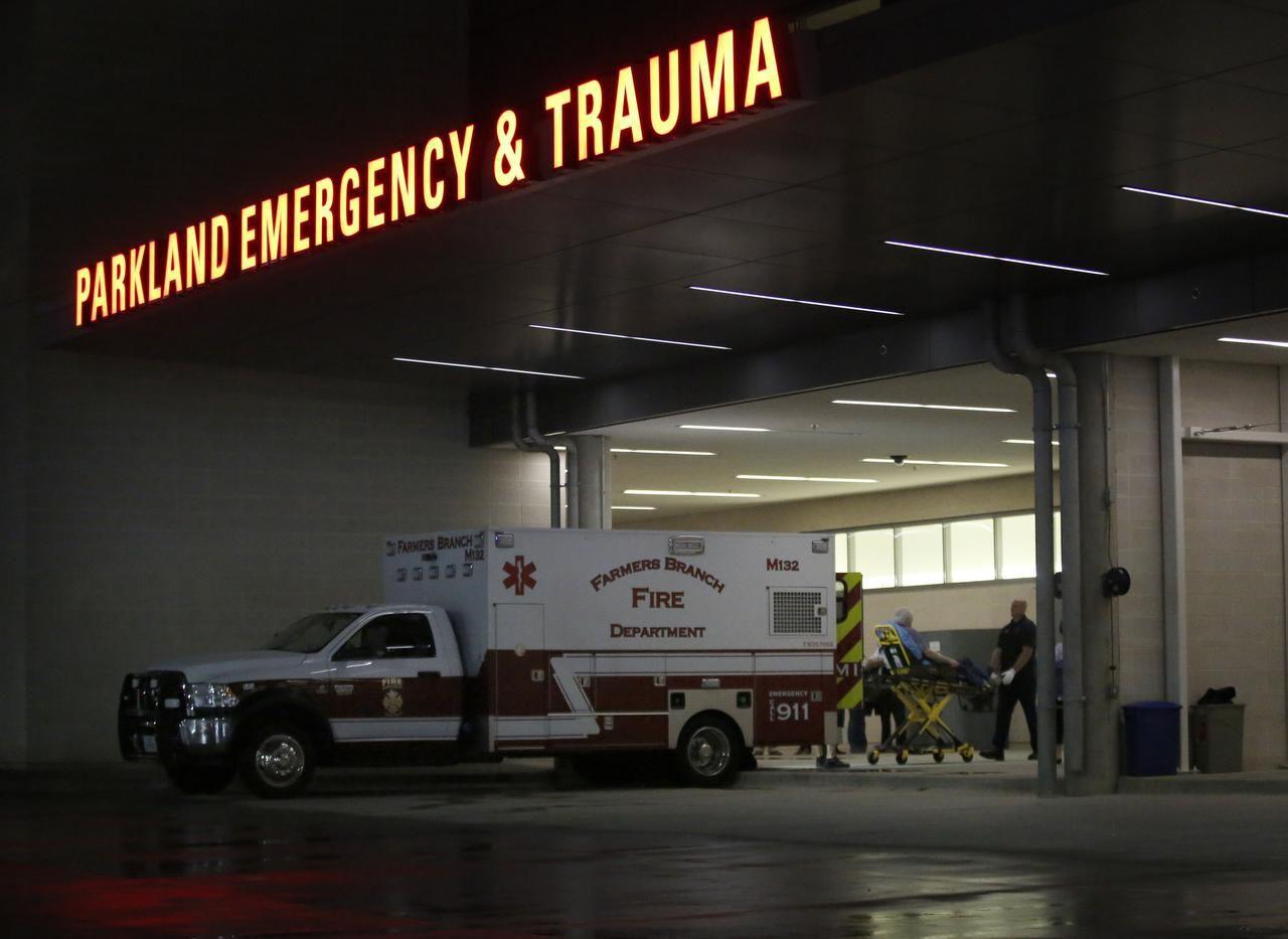 El hospital Parkland de Dallas inició un programa para evaluar el riesgo de suicidio en los pacientes que llegan a su sala de urgencias. (DMN/ARCHIVO)