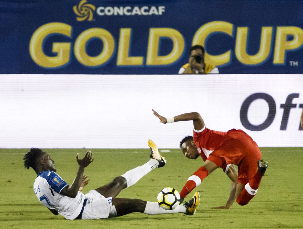 CONCACAF Gold Cup. (Smiley N. Pool/The Dallas Morning News)