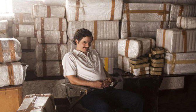 """Wagner Moura interpreta a Pablo Escobar en la serie de Netflix """"Narcos"""", que se estrena a fines de agosto. (NETFLIX/CORTESÍA)"""