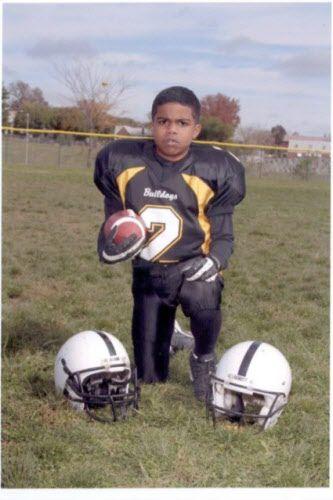Cowboys running back Ezekiel Elliott played youth football for the Mathews-Dickey Boys Club in St. Louis.