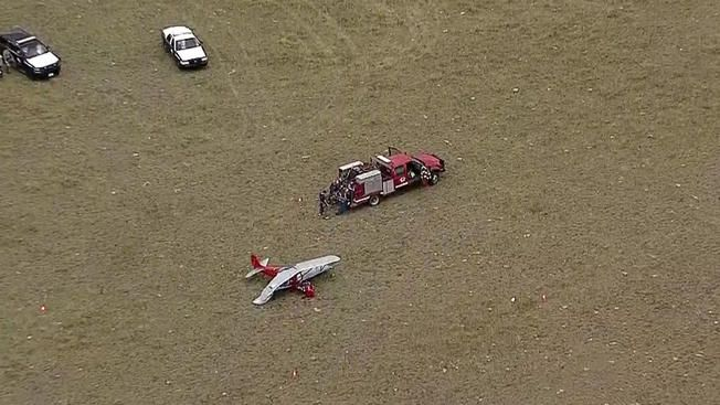 The pilot of a small-plane died in a crash in Wise County on Thursday.