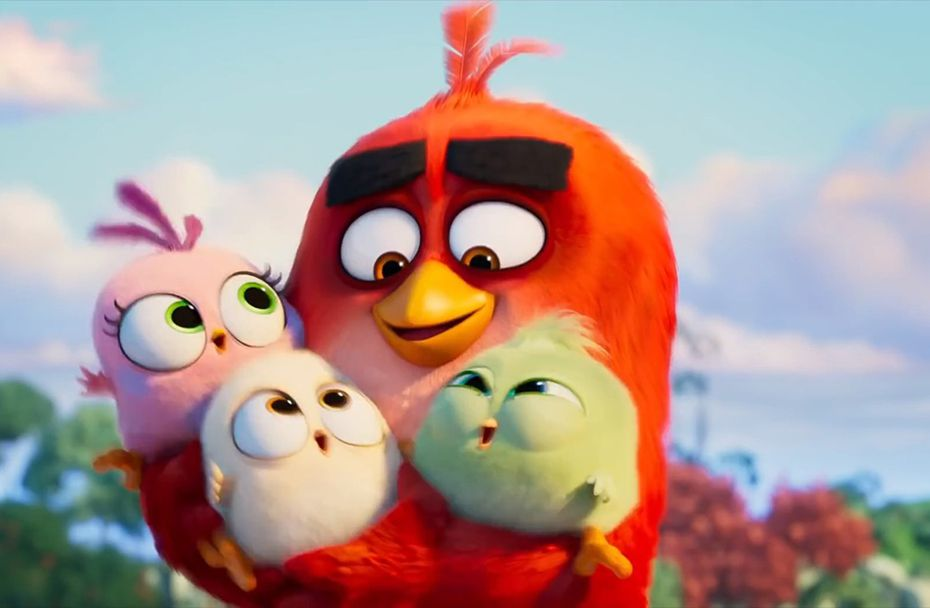 'Angry Birds 2.' (Sony/TNS)