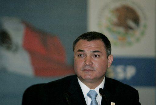 Detienen en Grapevine al ex secretario de Seguridad Pública de México Genaro García Luna