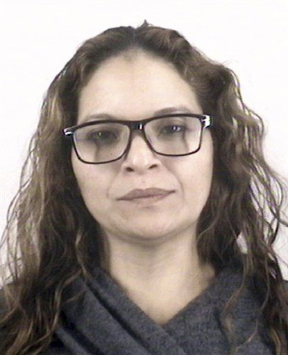 Rosa María Ortega. Foto Cortesía de Tarrant County por AP
