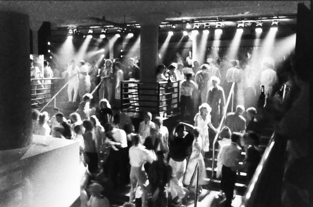 The Stack Club's dance floor on August 3, 1985, one year before the infamous Ecstasy bust (William Snyder/File photo)