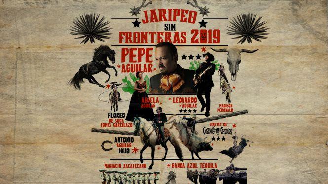 Jaripeo Sin Fronteras