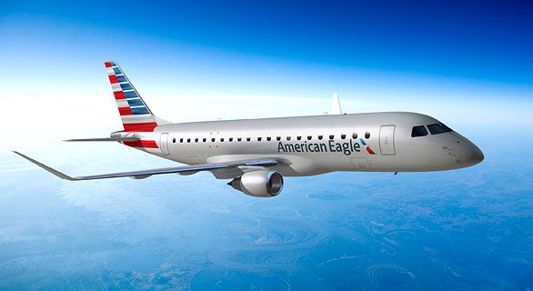 Republic Airways operates Embraer E175s for American Airlines under the American Eagle brand. (AA image)