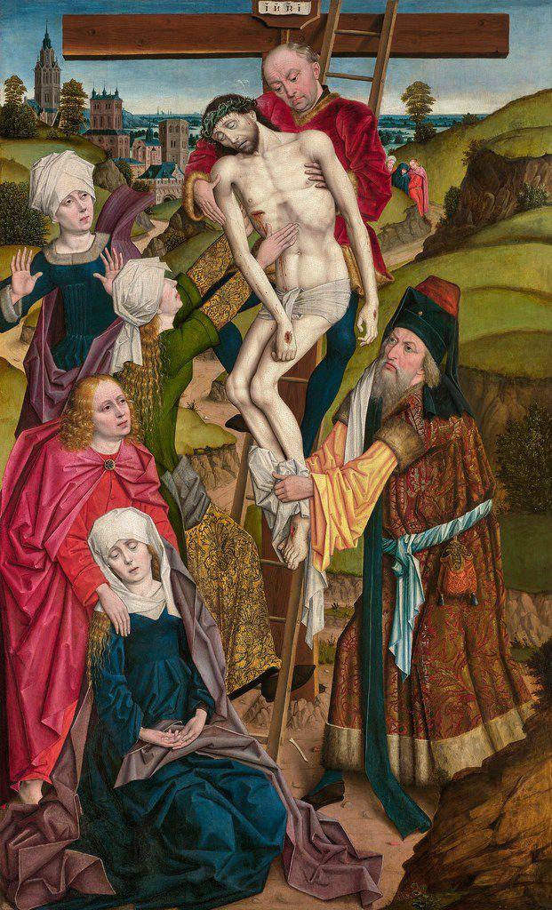 Derick Baegert, The Descent from the Cross