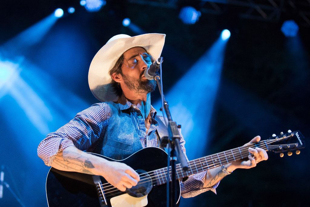 Ryan Bingham had to cancel his date at the North Texas Fair and Rodeo in 2016 because he was working on a movie. He returns to the rodeo on Aug. 25.