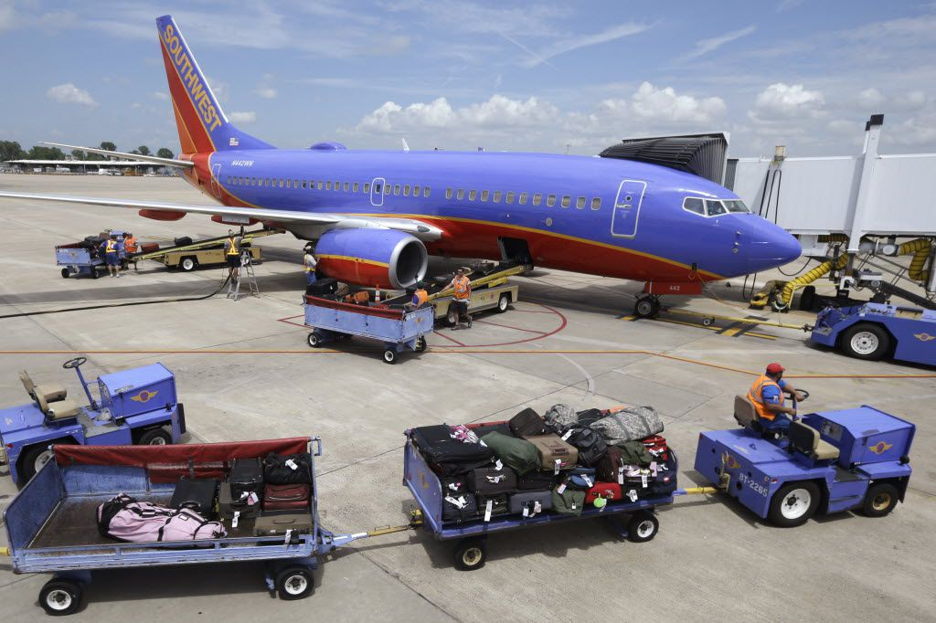 Dallas-based Southwest Airlines told The Associated Press that it voluntarily reported the issue to federal safety officials last year, and isn't facing any enforcement action.
