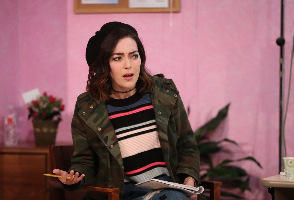 Janielle Kastner appears in Halley Feiffer's  A Funny Thing Happened on the Way to the Gynecologic Oncology Unit at Memorial Sloan Kettering Cancer Center of New York City  at Stage West Theatre in Fort Worth.