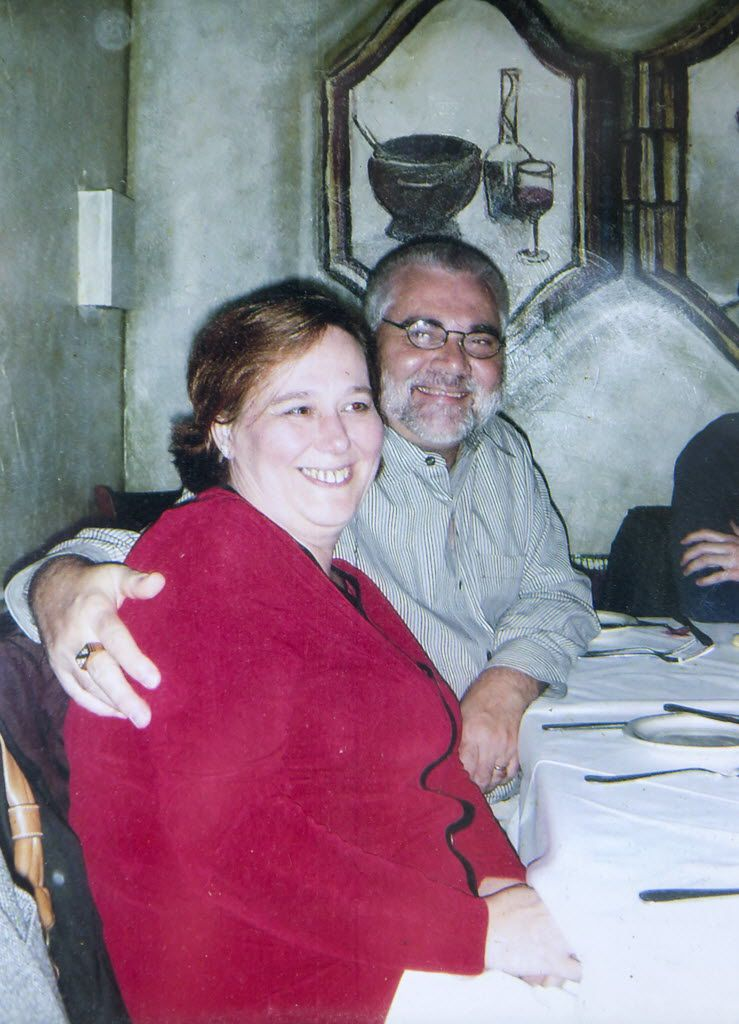 Alan Nevil and his wife. Darlene. They were killed by Darlene's 12-year-old daughter and her 13-year-old boyfriend in August 2010.