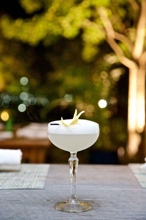 A North Cascades cocktail