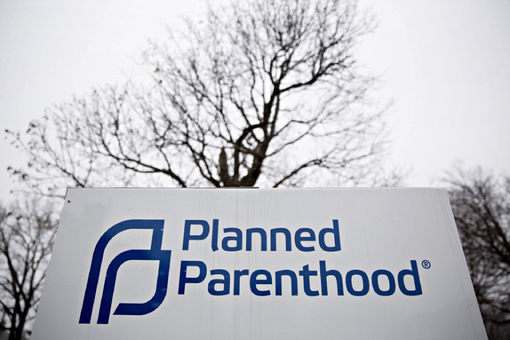A Planned Parenthood office in Peoria, Ill. MUST CREDIT: Daniel Acker, Bloomberg