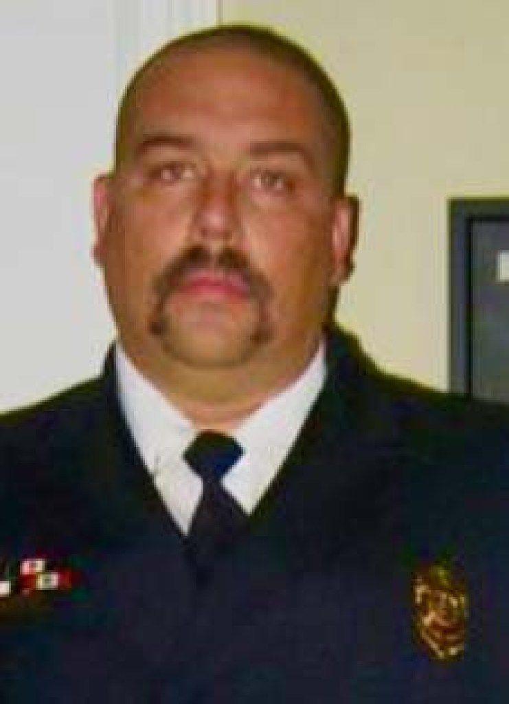 University Park fire Capt. Bob Poynter