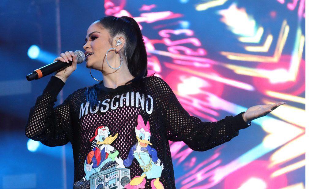 El talento de Natalia Alexandra Gutiérrez Batista (foto), nombre real de la artista, la ha consagrado como la cantante femenina más vista en Youtube en los años 2017 y 2018 con más de 4.52 mil millones de views, superando a Ariana Grande, Dua Lipa y más. AGENCIA REFORMA)