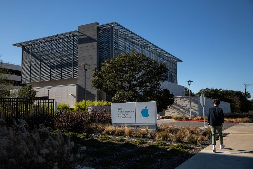 Apple, which already has one campus in Austin, will build another and add 5,000 to 15,000 workers. That will stoke the war on talent that's already underway and may affect employers in Dallas-Fort Worth.