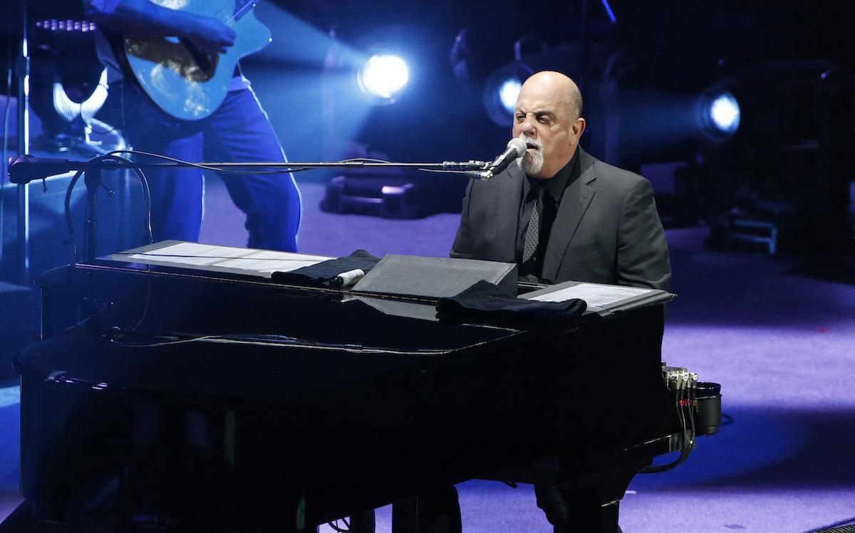 Billy Joel ofreció un concierto en el American Airlines Center de Dallas el 22 de enero de 2015.(DMN)