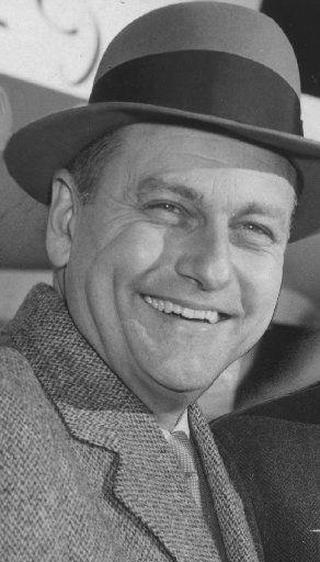 Tex Schramm in 1959 (Dallas Morning News file photo)