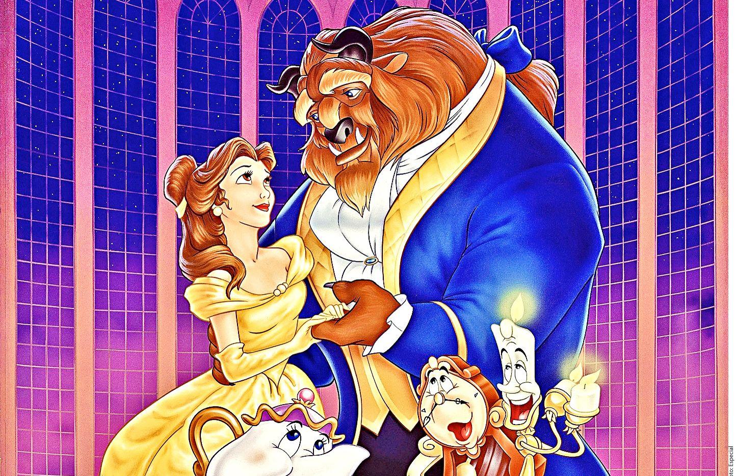 Los clásicos de Disney no están tan apegados a los cuentos originales./ AGENCIA REFORMA