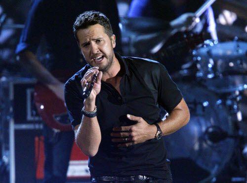 El cantante Luke Bryan./ASSOCIATED PRESS