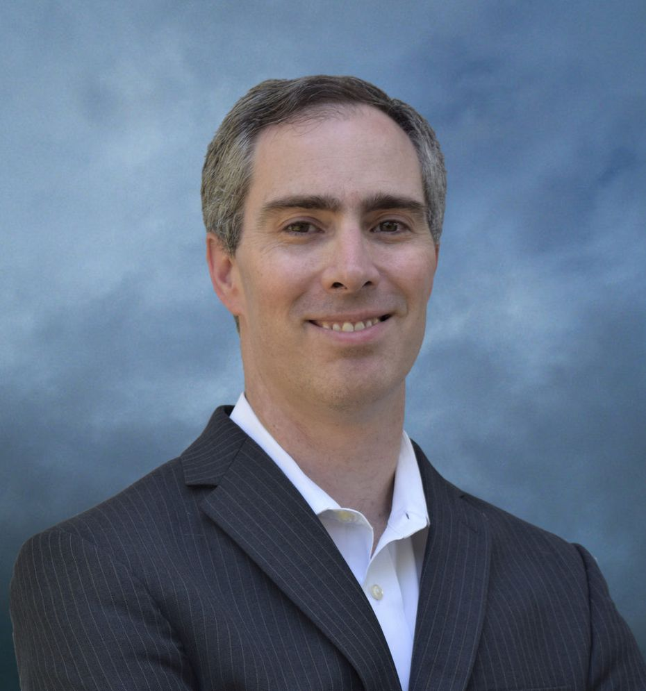 Neal Dikeman, a venture capitalist from Houston, is the Libertarian candidate in the Texas Senate race.